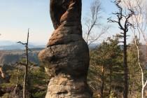 skalní jehly