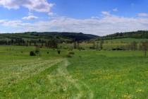 Okrzeszyn - krajina