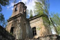 Uniemyśl - kostel sv. Matouše
