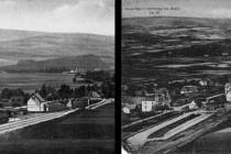 Nádraží ve Słonem na české hranici bylo pojato poměrně velkoryse a rozhodně to neměla být konečná...