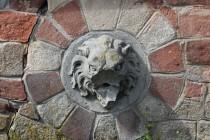 Detail z kašny