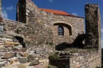 Pohled na nově zrekonstruovanou hradní kapli