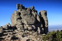 Polední kameny - žulové skály s dalekými výhledy