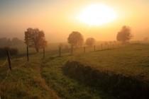 Za hezkého počasí stejně jako když padne mlha