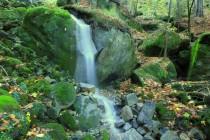 Dnešní vodopády jsou jen slabou připomínkou těch minulých...