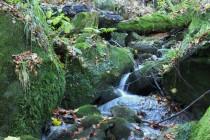 Vodopády Posny