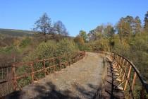 Viadukt v  Ratnie Dolnym
