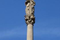 Vambeřice - Mariánský sloup