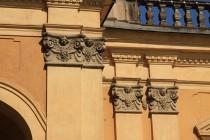 Vambeřice - bazilika Matky Boží