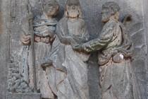 Vambeřice - na Kalvárii