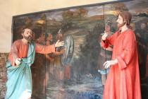 Ježíš a Jidáš