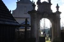 Chotěborky - barokní portál