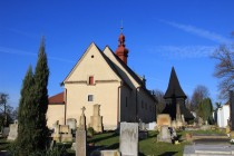 Chotěborky - kostel Nanebevzetí Panny Marie