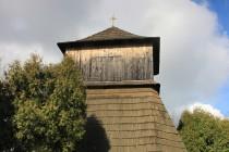 Zvonice u kostela svatého Václava