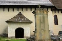 Osobitá krása starých vesnických kostelíků. Takových kostelů je v Česku poskrovnu...