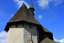 Kozojedy - kostel svatého Václava
