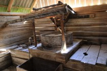 Vodenice (mlýnky) u Petra