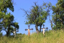 Gernik - křížová cesta