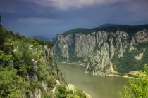 Železná vrata - divoká soutěska Dunaje