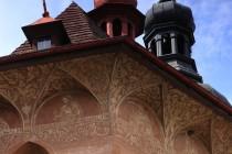 Kostel sv. Jakuba v Dolní Olešnici