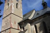 Kostel svatého Jakuba v Dolním Lánově