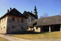 Kostel ve Zdoňově