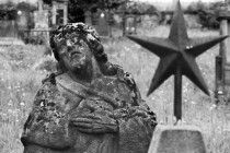 Na hřbitově ve Zdoňově