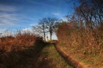 Listopad - cesta z Pekla přes Lipí