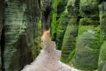Adršpašké skaly