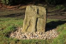 Lanžov - Smírčí kříž