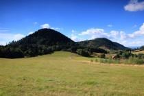 Waligóra - nejvyšší vrchol pohoří