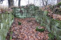 I zdejší ruiny jsou poměrně rozsáhlé...