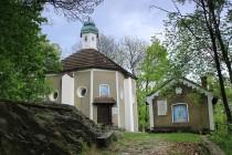 Horská kaple na Kalvárii