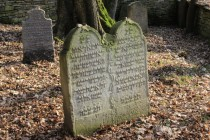 Židovský hřbitov ve Skalce