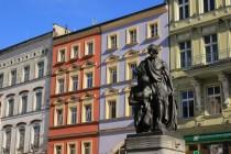 Nowa Ruda - na náměstí