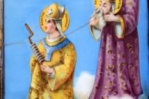 Kříž nad Radkovem - Čtrnáct svatých pomocníků