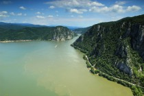 Dunaj - soutěska Železná vrata