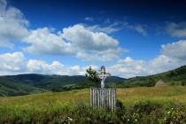 Kříž nad Eibenthalem - kousek Čech v Rumunsku
