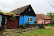 Zdejší krásně barevné domky
