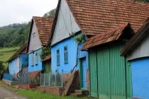 Bígr - nejbarevnější česká vesnice v Banátu