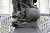 V barokní době všudypřítomné Memento mori