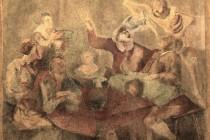 Tanec smrti - ojedinělý cyklu padesáti barokních maleb