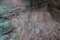 Většina nalezišť těchto araukaritů byla zničena bezohlednými sběrateli