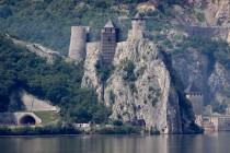 Dunaj - pevnost Golubac