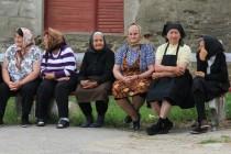 Místní babičky