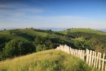 Rovensko leží z českých vesnic nejvýše a tak jsou odtud překrásné výhledy