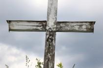 Šumice - kříž