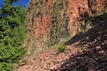 Javoří hory - Červené skalky