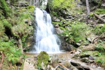 Krkonoše - Závojový vodopád