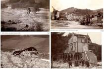Nejvíce obětí (120) si vybrala povodeň v Krkonoších v roce 1890. foto: http://www.scheufler.cz